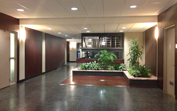 West Chesapeake Lobby
